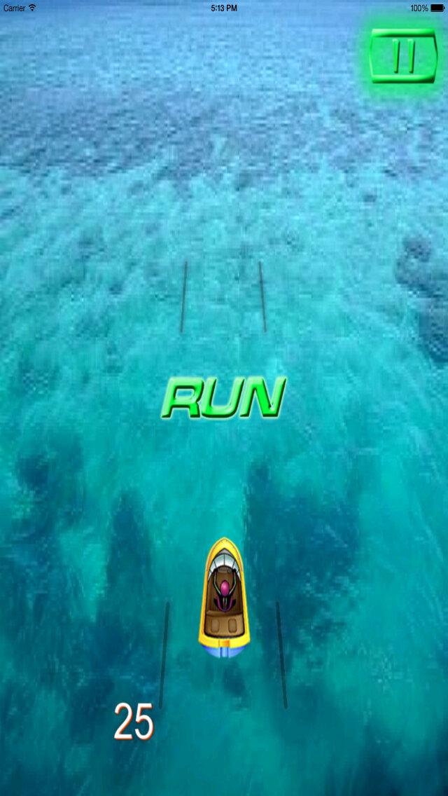 A Paradise Tide Fury PRO - Boat Driving Simulator screenshot 4