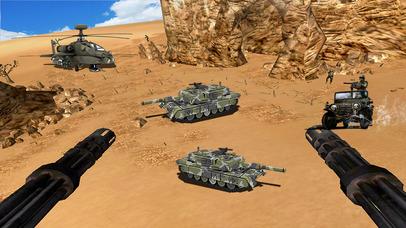 Gunship Helicopter Strike : Gunner Battle 3D screenshot 3