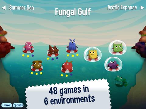 Jump Numbers Game screenshot 9