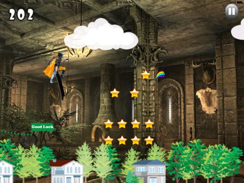 A Warrior Arrows In The Lost Castle - Large And Powerful Game Arrows screenshot 8