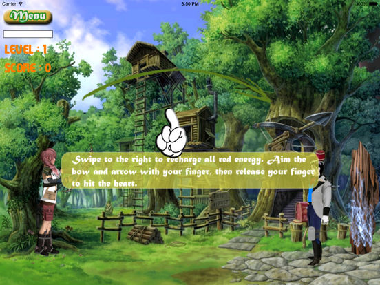 Chameleon Archer Hunter Pro - Down of Magic screenshot 9