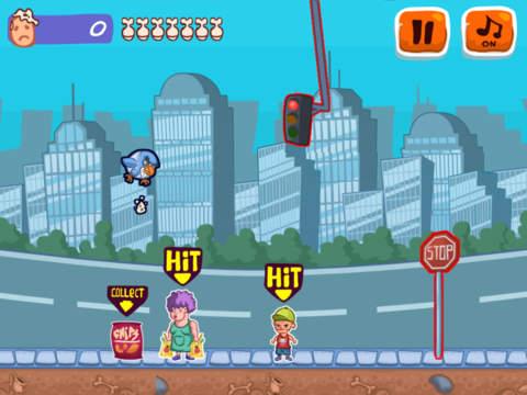 Pigeon Bomber ⁑ screenshot 7