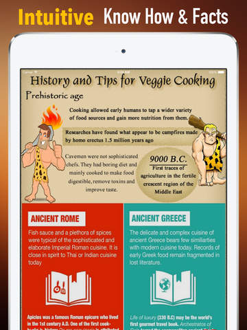 Vegetarian Cooking Skills:Health Recipes and Exercise Plans screenshot 6