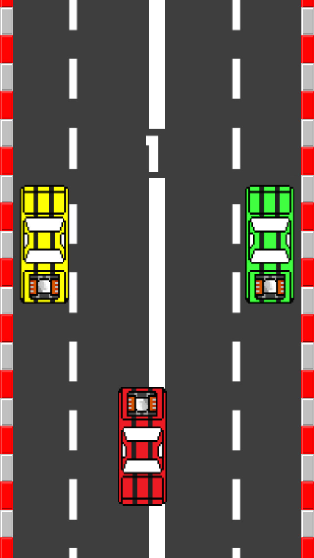 Epic Driver - Flappy Lane screenshot 4