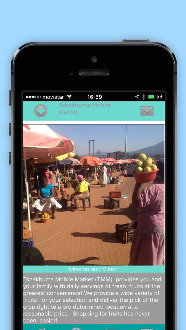 Tshakhuma Mobile Market screenshot 3