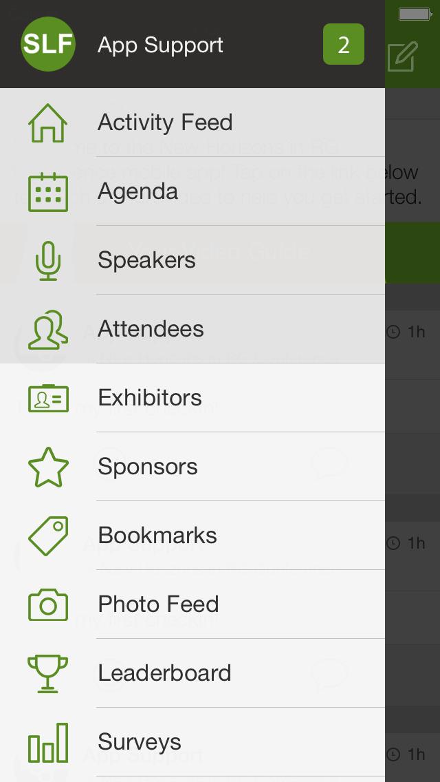 Senior Leadership Forum screenshot 1
