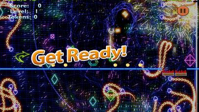 Super Revenge Fusion Geometric Color - True Geometric War Is About To Begin screenshot 4
