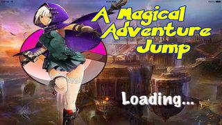 A Magical Adventure Jump Pro - Incredible Adventure jumping City screenshot 4
