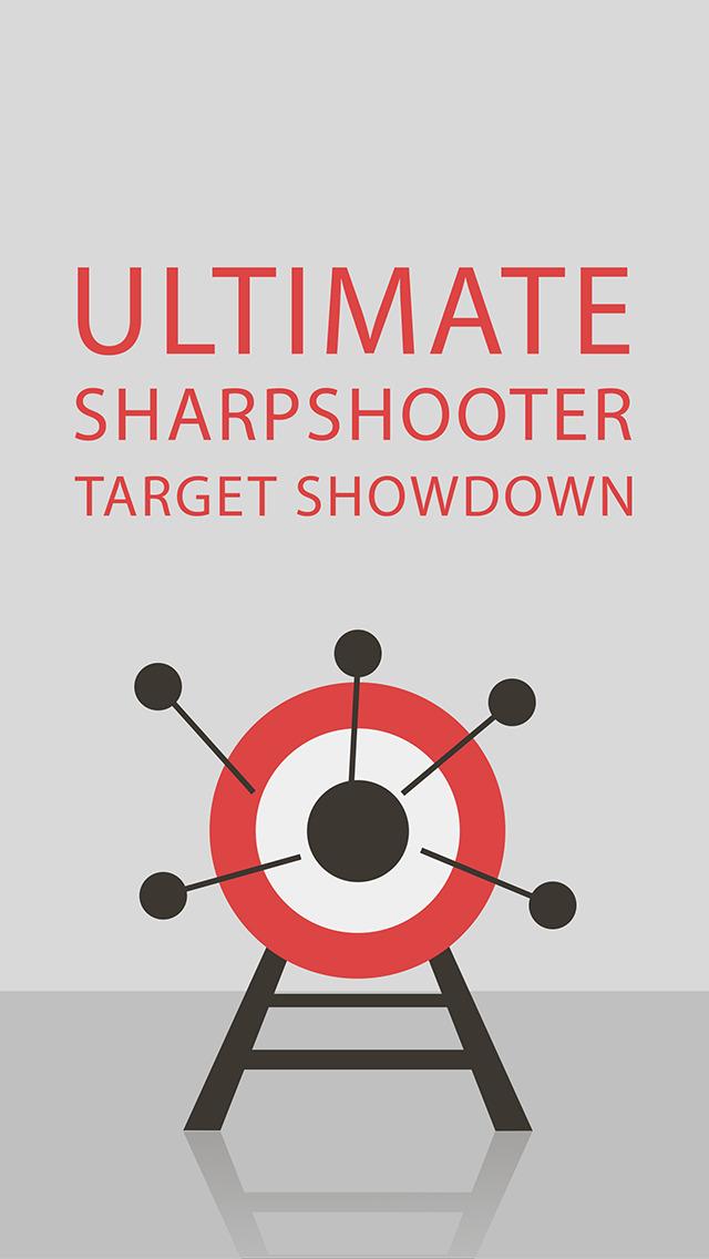 Ultimate Sharpshooter Target Showdown - new circle shooting game screenshot 1