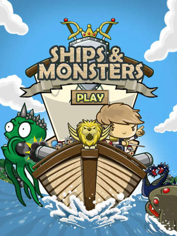 Ships & Monsters screenshot 6