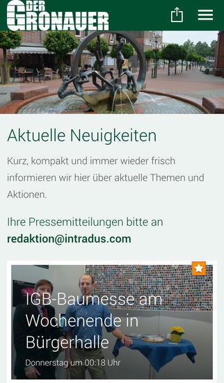 DerGronauer screenshot 1