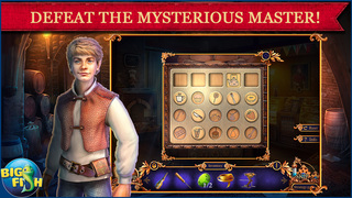 Royal Detective: Legend of The Golem - A Hidden Object Adventure (Full) screenshot 3
