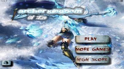 Archer Kingdom Of Ice - The Best Archery Game screenshot 1