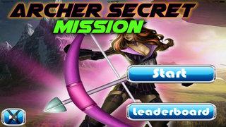 Archer Secret Mission PRO - Fast Game Arrow In War screenshot 1