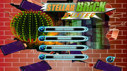 A Stellar Brick Buster PRO - Best Bricks Game screenshot 1