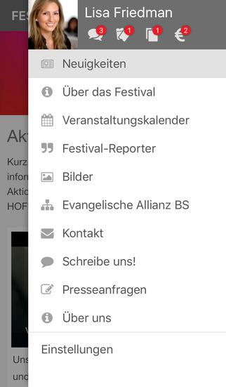 FESTIVAL DER HOFFNUNG screenshot 2