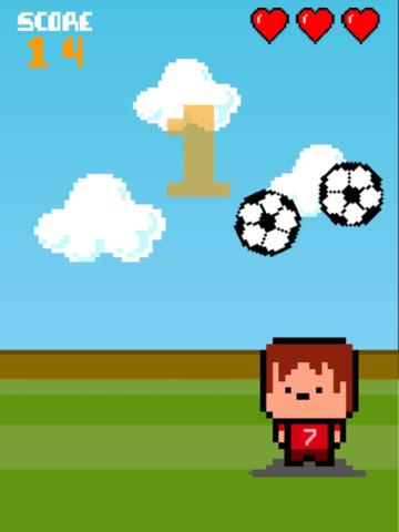 Balance Ball (Soccer) screenshot 6