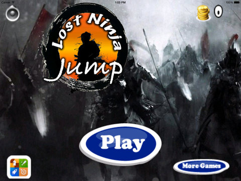 A Lost Ninja Jump Pro - Amazing Skill Jump screenshot 6