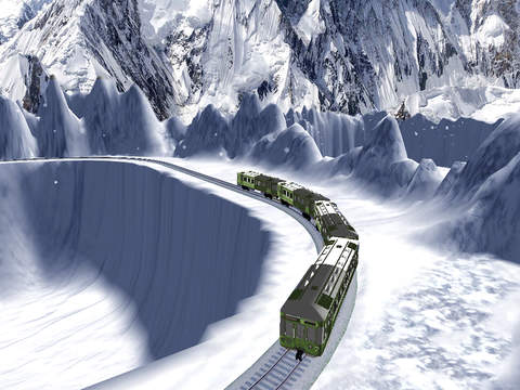 Subway Train Simulator 2016 screenshot 8