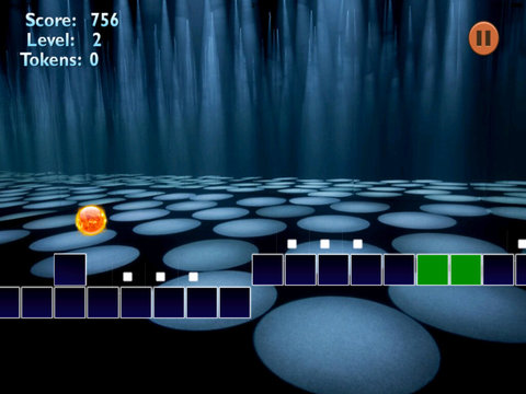 A Pixel Jump Ball Pro - Temple Of Mega Dash Endles Zone screenshot 10