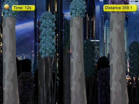Aeon Rope Pro - Amazing City Jump Game in the Future screenshot 7