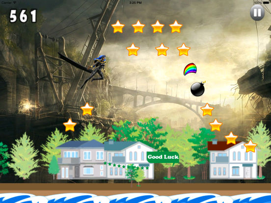 Big Jumps From War PRO - Cool Game Jumps screenshot 7