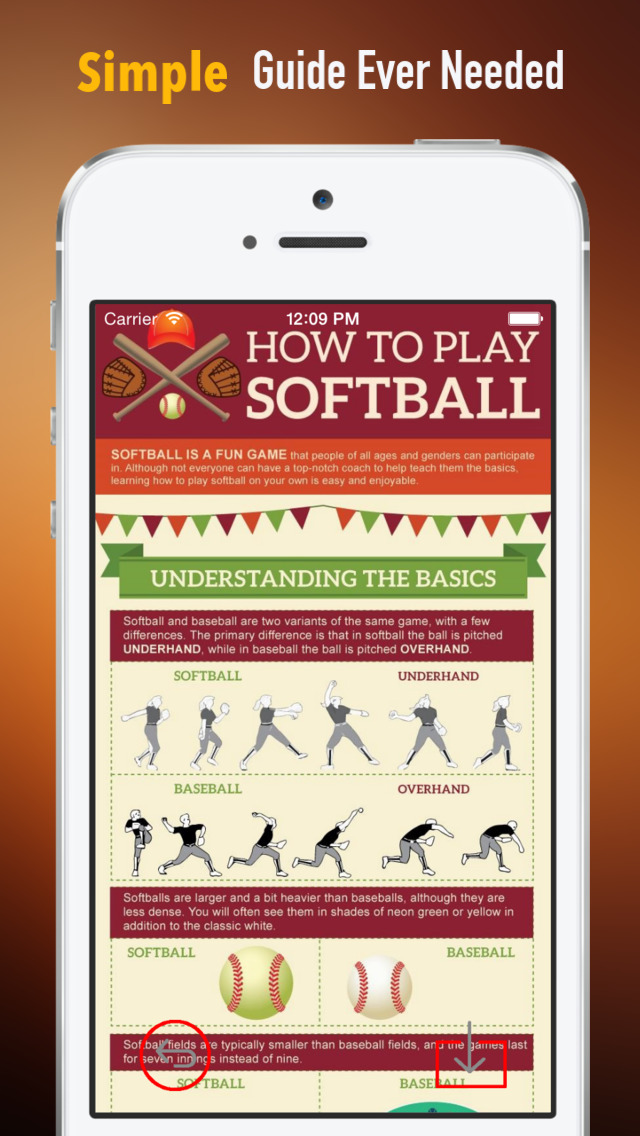 How to Play Softball: Tips and Tutorial screenshot 2