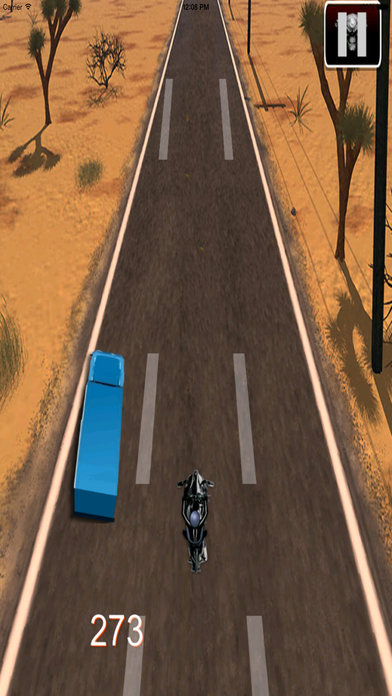 Super Racing Boy Pro - Motorcycle Faster In a Hill screenshot 4