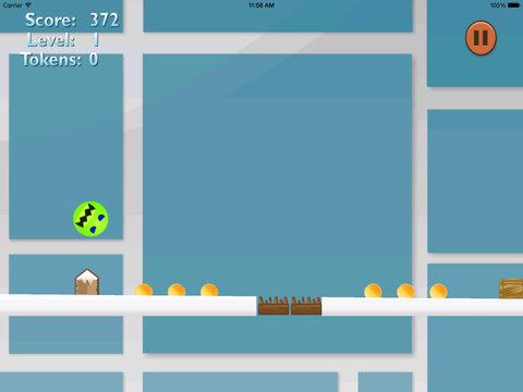 A Monstrous Ball In Space - Geometria Super Cool Game screenshot 7