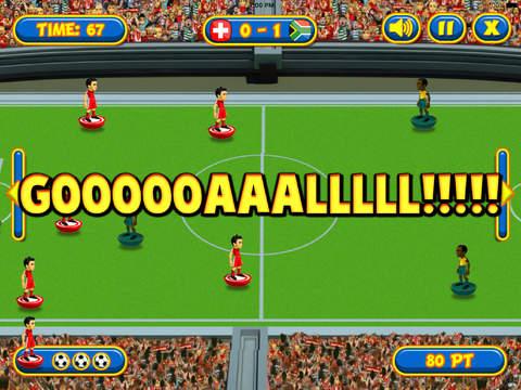 Flicking Soccer screenshot 8