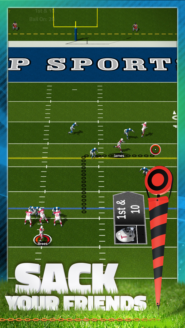Tap Sports Football 2016 screenshot 5