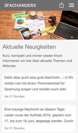 3FACH Anders screenshot 1