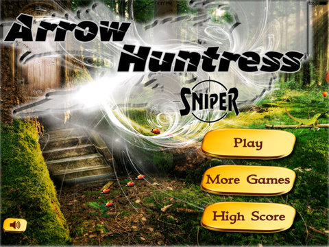 Arrow Huntress Sniper - Superhero Shooting Target screenshot 6