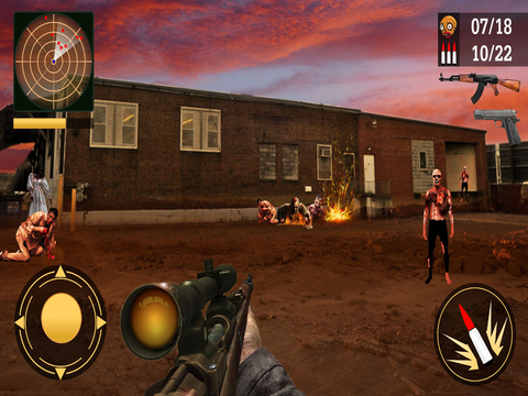 Kill Shot Zombies screenshot 6