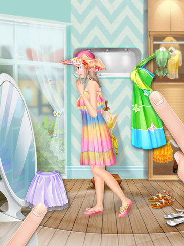 Princess Diving & SPA - Free Girls Game screenshot 10