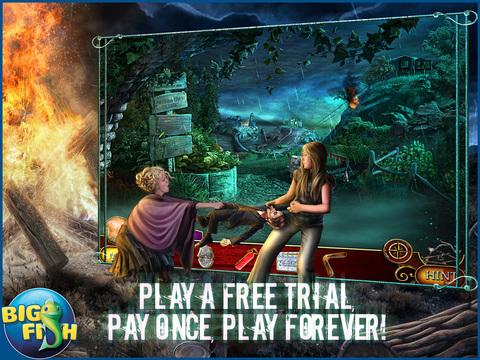 Phantasmat: The Dread of Oakville - A Mystery Hidden Object Game screenshot 6