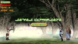 Archery Light By Arwen - Bow and Arrow Extreme Game screenshot 4