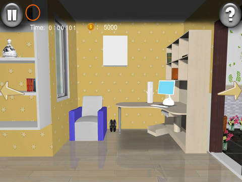 Can You Escape Crazy 10 Rooms screenshot 5