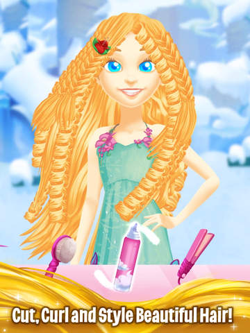 Barbie Dreamtopia - Magical Hair screenshot 8