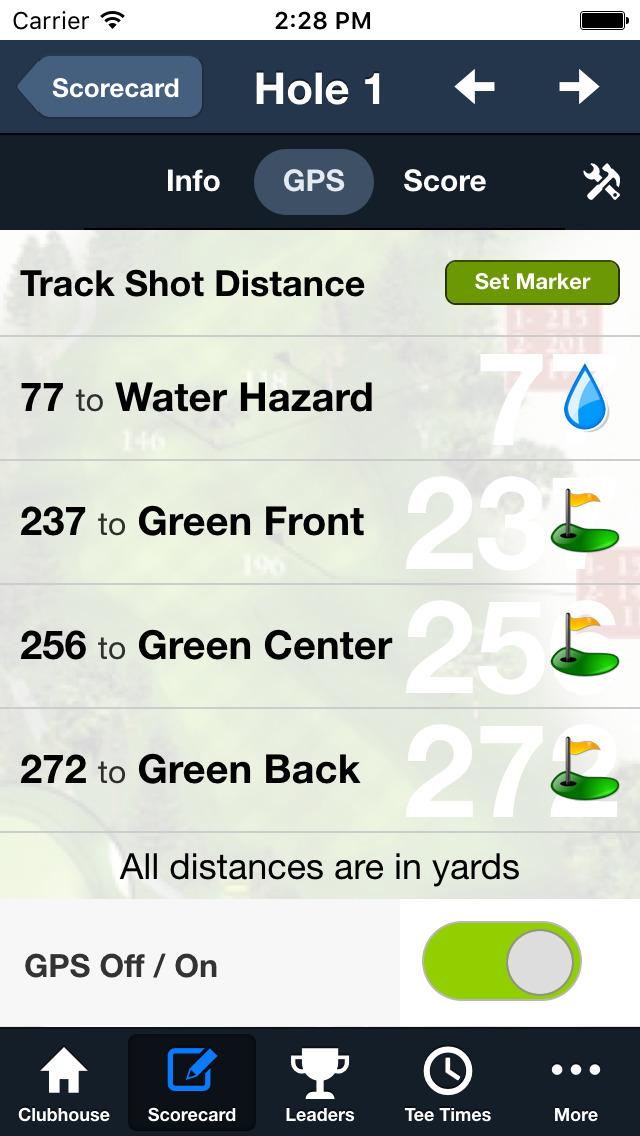 Orange Tree Golf Club-Official screenshot 5