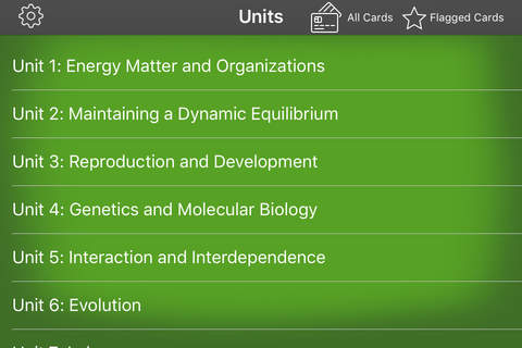 Living Environment Regents Prep Boosters App - náhled