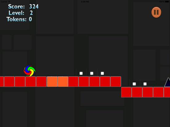 Spiral Dash Color War - Strange Adventure screenshot 7