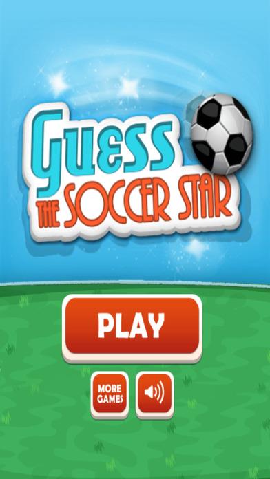 Guess the Soccer Star screenshot 1