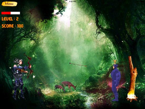 Magical Elf Shooting Pro - Revenge Of The Archer screenshot 9