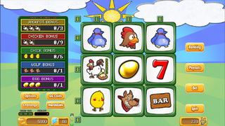 Slot Gallina (9 Reels) screenshot 1