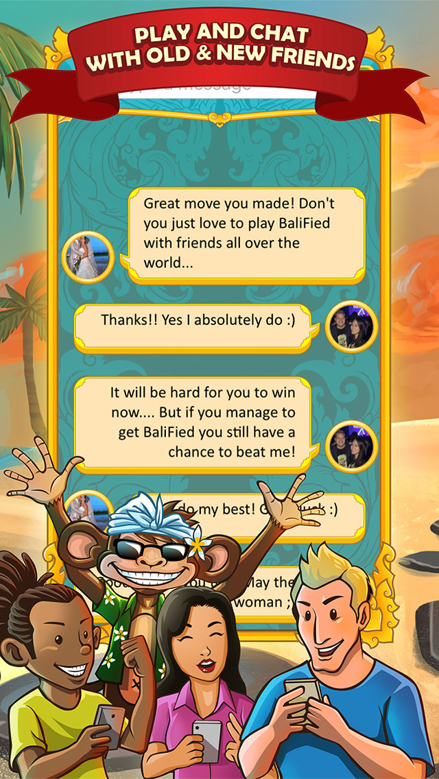 BaliFied - Word Game screenshot 5