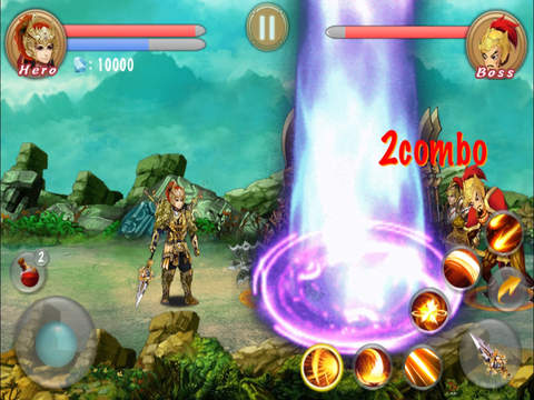 Final Hunter Pro - Action RPG screenshot 10