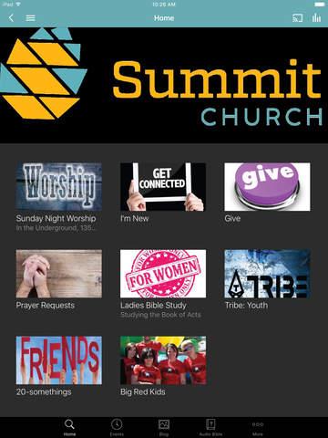 Summit Church Colorado - CO screenshot 4