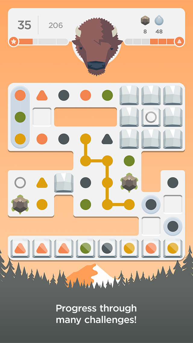 Dots & Co: A Puzzle Adventure screenshot #4