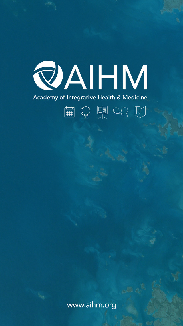 AIHM Conferences screenshot 2
